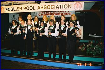 Surrey Ladies 2005